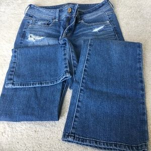 American Eagle Boot Cut, Size 4